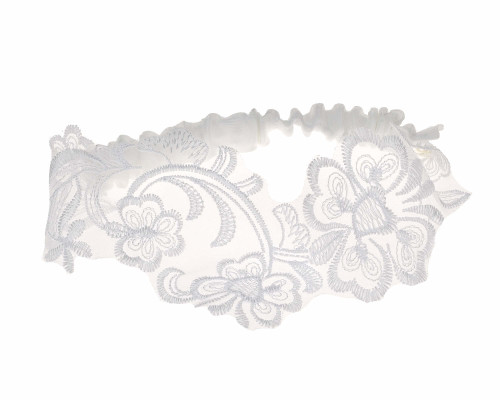 Strumpfband Spitze - Vintage